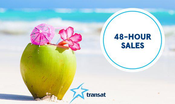 48-hour Sales