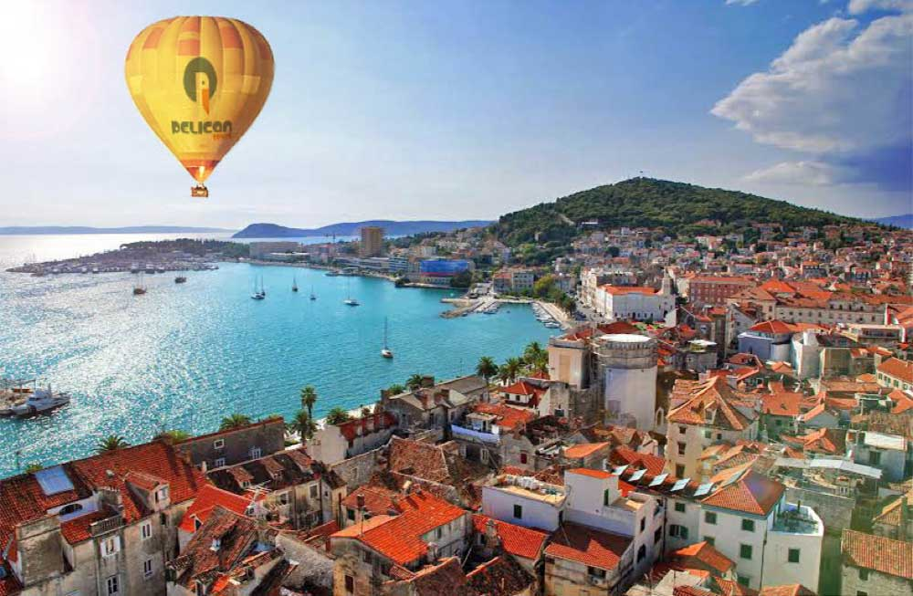 Travel and flights to Croatia